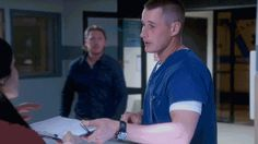 #NightShift #BrendanFehr Drew Alister  Let's be real - while Krista was caught in a lie and Ragosa got peed on, Drew had the gnarliest night of all. After partying nonstop and sleeping around to get his mind off Rick, a hungover Drew finally gets what's coming to him: a punch in the face from the boyfriend of a one-night stand.