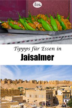 In unserer Lieblingsstadt haben wir wahnsinnig gut gegessen! Du willst wissen wo? Wir berichten es dir gerne. Jaisalmer, Foodblogger, Desktop Screenshot, Good Food, Deutsch, Knowledge