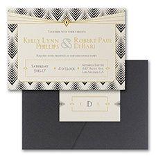Diamond Delight - Pocket Invitation