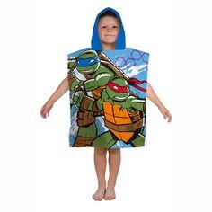 Shop online for Children's Teenage Mutant Ninja Turtles TMNT themed Hooded Towels. Buy from Kids Mega Mart for Australia Wide Delivery! Online Shopping Australia, Hooded Poncho, Beach Bath, Teenage Mutant Ninja Turtles, Tmnt, Bath Towels, Hoods, Cowls, Food