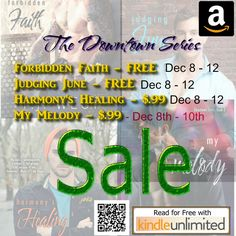 {Sale} - The Downtown Series by T.J. West - #RockstarAlert - 99¢ or #FREE! - iScream Books