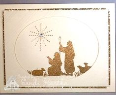 Every Blessing, Stampin'UP!, Christmas card