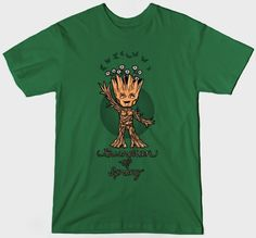 Guardian Of Spring Groot T-Shirt