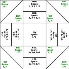 free churn dash quilt pattern   Churn Dash Quilt Block Pattern