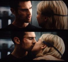 I know that this is a spoiler for a lot of us but this is just so awwwwww #FourTris