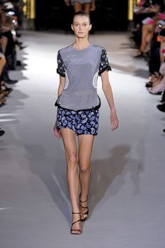 STELLA MCCARTNEY  Spring 2012 Collection - Look 22