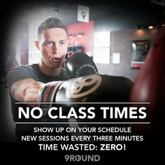 No more EXCUSES! Change your life! Get in for your first workout & you'll never look back! Your 1st workout is FREE//bit.ly/2fL7EgV