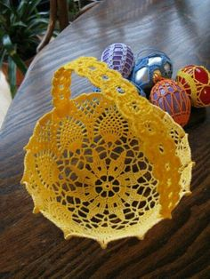 """New Cheap Bags. The location where building and construction meets style, beaded crochet is the act of using beads to decorate crocheted products. """"Crochet"""" is derived fro Crochet Motifs, Thread Crochet, Crochet Doilies, Crochet Flowers, Knit Crochet, Crochet Decoration, Crochet Home Decor, Doily Patterns, Crochet Patterns"""