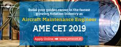 Anoma Shakya's answer to Is there any socpe for AME in India? Mechanical Engineering Degree, Engineering Degrees, Aircraft Maintenance Engineer, Aviation Industry, Apply Online, Coaching, How To Apply, India, Training