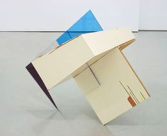 Sarah Braman : Step Out, 2007, Mixed media, 46 x 53 x 32 in