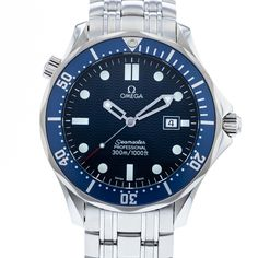Buy an authentic used OMEGA Seamaster James Bond watch from our OMEGA collection. Save up to on all pre owned watches at Crown and Caliber. Omega Seamaster Chronograph, Omega Seamaster 300, Omega Seamaster Planet Ocean, Omega Seamaster Automatic, Omega Speedmaster, Stylish Watches, Cool Watches, Men's Watches, Patek Philippe