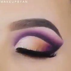 Wonderful Eye Make-up Tutorial – Hair Style Smudged Makeup, Contour Makeup, Eyeshadow Makeup, Eyeshadow Ideas, Eyeshadows, Makeup Hacks Videos, Makeup Articles, Makeup Tricks, Makeup Tutorials