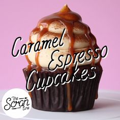 This cupcake is guaranteed to give you a rush.