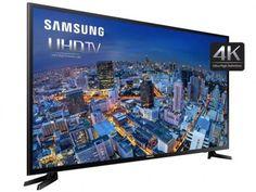 """Smart TV LED 4k Ultra HD 48"""" Samsung UN48JU6000 - Conversor Integrado 3 HDMI 2 USB Wi-Fi com as melhores condições você encontra no Magazine Wagnerlipe. Confira!"""