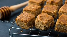 Use this protein flapjacks recipe to take your post-gym snack to the next level