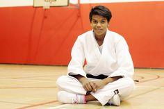 Judo Champion, Prisca