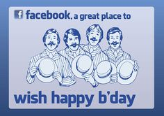How to Auto Post Happy Birthday Wishes on Facebook Friend's Wall