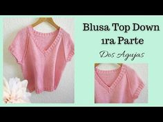 Tutoriales y Patrones de Crochet y Dos Agujas Tie Dye, Youtube, Knitting, Women, Fashion, Shawl, Outfits, Sweater Knitting Patterns, Sweaters Knitted