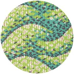 "Amy Butler, Glow, Geo Wave Lime   Fabric is sold by the 1/2 Yard. For example, if you would like to purchase 1 Yard, you would enter 2 in the Qty. box at Checkout. Yardage is cut in one continuous piece.  Examples:  1/2 yard = 1 1 yard = 2 1 1/2 yards = 3 2 yards = 4  1/2 Yard Measures 18"" x 44/45""   Fiber Content: 100% Cotton   Hover over image for a larger, better view."