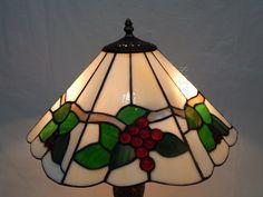 Grape Tiffany Lamp  16S3-49