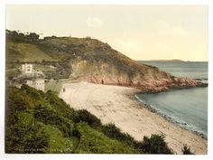 new to site Guernsey, Fermain Bay, Channel Islands, England