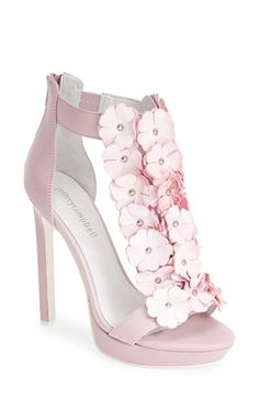 Jeffrey Campbell 'Cilla-Rose' Platform Sandal (Women) available at #Nordstrom