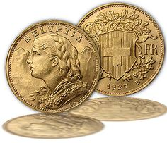 Genuine Swiss 20 Franc Gold Coins Private, Non Reportable Gold  Swiss 20 Franc Gold Coins are totally private both when you buy and when you sell. Unlike other forms of Gold Coins, Swiss 20 Francs can be bought and sold without invasive paperwork when you liquidate.  Fractional Gold Coins like the Swiss 20 Francs would be ideal for barter since their small size makes them much easier to trade or spend in emergency situations.