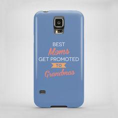Best Moms get promoted - cover Samsung Galaxy S5 w artiglo na DaWanda.com