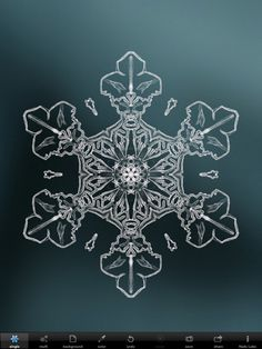 Snowflakes by Hadolabs I Love Winter, Winter Wonder, Art Beauté, Crochet Snowflakes, Real Snowflakes, Snow Flake Tattoo, Snowflake Photos, Ice Crystals, Snow Scenes