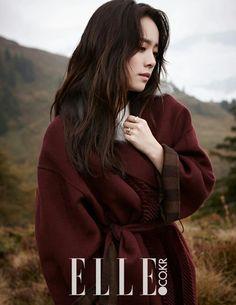 More Of Han Ji Min In Switzerland For Elle Korea's November 2014 Issue | Couch Kimchi