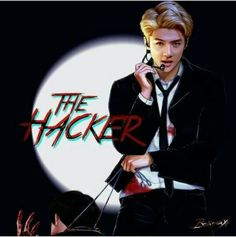 Sehun - The Hacker - EXO Mafia AU series