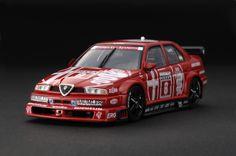 DTM 155 Alfa Romeo Gtv6, Alfa Romeo 155, Alfa Romeo Cars, Nascar, Automobile, Exotic Cars, Touring, Vintage Cars, Cool Cars