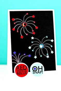 Oh Snap! Card by Erin Lincoln for Papertrey Ink (May 2013)