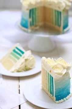 ♡ Beautiful cakes