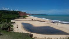Praia da Japara, Cumuruxatiba, Bahia
