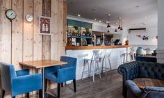 Rashleigh Arms, Cornwall. Furniture supplied by Momentum