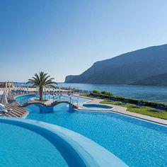 Fodele Beach Hotel. Crete, Greece