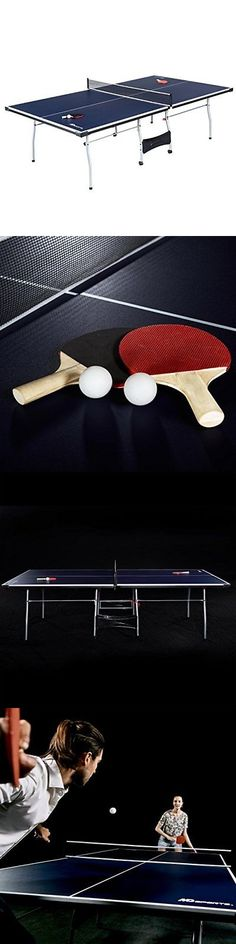 Tables 97075: Indoor Best Play Md Sports 4 Piece Table Tennis Ping Pong  Kids Fold