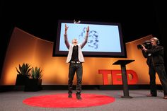 Skylar Tibbits' TED talk on 4D printing, such a cool expansion on 3D printer capabilities