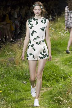Moncler Gamme Rouge, Look #21