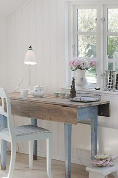 love old table