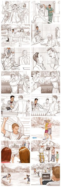 Storyboards by Alecia Rodriguez  Storyboards Inc.