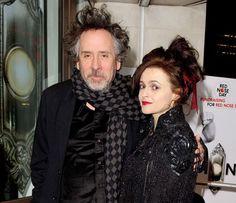 Đạo diễn Tim Burton và Helena Bonham Carter chia tay
