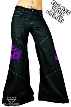 OM Phat Pants