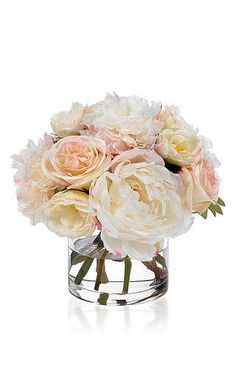 Recreate your bridal bouquet in Silk flowers- memory that lasts a lifetime.