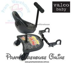 Vee Bee EZ Rider Buggy Board by Valco. AUD 119 + PH at PramWarehouse Online