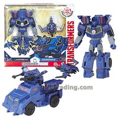 Transformers Year 2016 Robots in Disguise Combiner Force Series 5-1/2 Inch Tall Figure Activator Set - SOUNDWAVE (7 Step Changer) with LASERBEAK (1 Step Changer) Boy Toys, Toys For Boys, Transformers Collection, Transformers Robots, Last Knights, Shoulder Bags For School, Year 2016, Sound Waves, Lego Sets