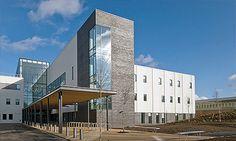 5. New Stobhill Hospital ÔÇô Glasgow, Scotland