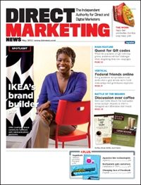 May 01, 2012 Issue of Direct Marketing News
