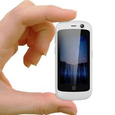 Unihertz Jelly smartphone @TheTinuku